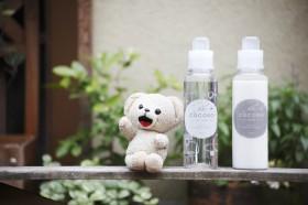 (写真左より)ファーファ ココロ 洗たく用洗剤、ファーファ ココロ 柔軟剤
