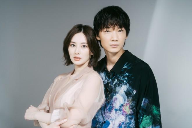 (左から)北川景子、綾野剛【撮影:KOBA】 (C)ORICON NewS inc.